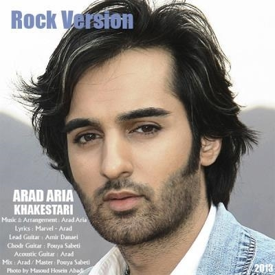 Arad-Aria-Khakestari-Rock-Version