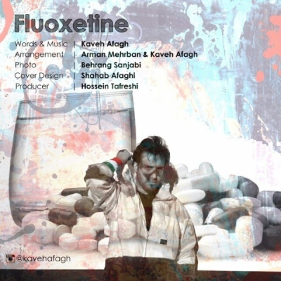 Kaveh-Afagh-Fluoxetine
